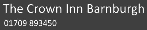 Crown Inn Barnburgh